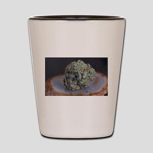 Grape Ape Medicinal Marijuana Shot Glass