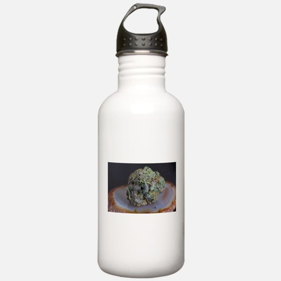 Grape Ape Medicinal Marijuana Water Bottle