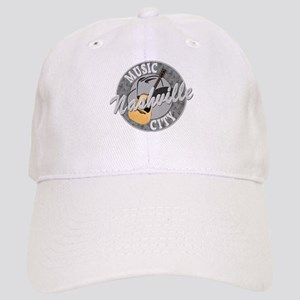 Nashville Music City-08-DK Baseball Cap