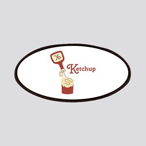 Ketchup On Fries Patch