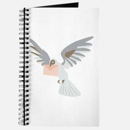 Carrier Pigeon Journal