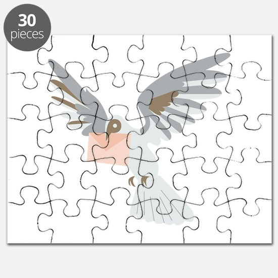 Carrier Pigeon Puzzle