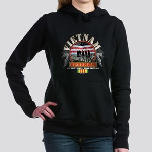 Vietnam Veteran Women's Hooded Sweatshirt