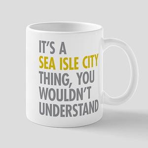 Sea Isle City Thing Mugs