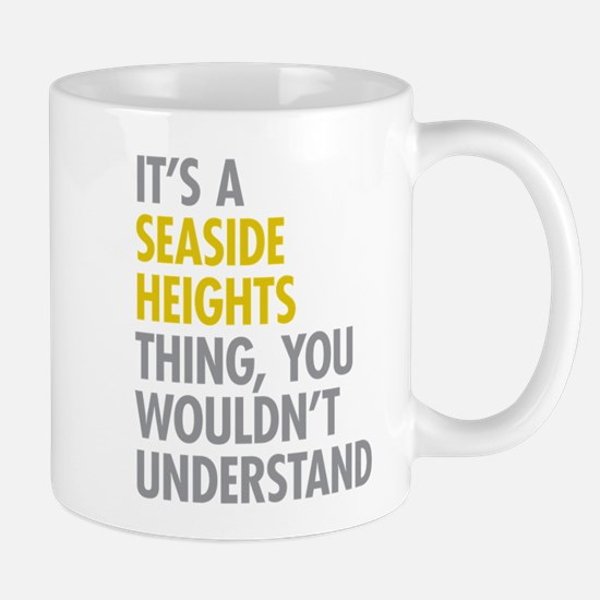 Seaside Heights Thing Mugs