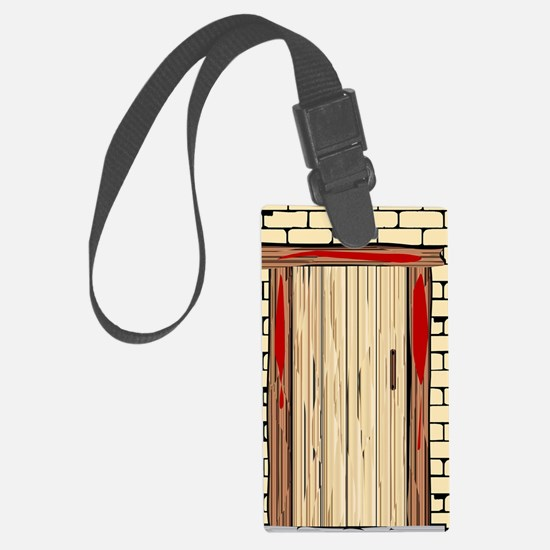 Cute Passover Luggage Tag