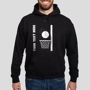 Basketball Hoop (Custom) Hoodie