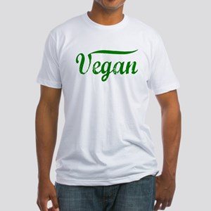 Vegan Fitted T-Shirt