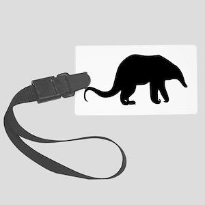 Anteater Large Luggage Tag