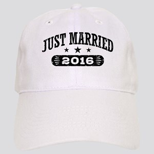 Just Married 2016 Cap
