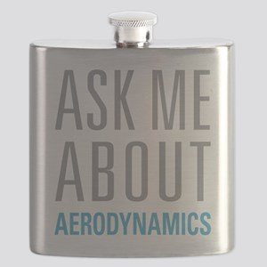 Ask Me About Aerodynamics Flask