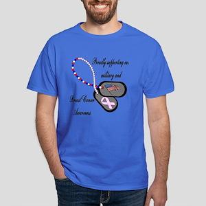 Colored BC dog tag Dark T-Shirt