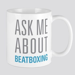 Ask Me About Beatboxing Mugs