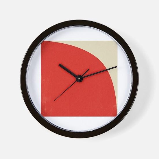 Boys room Wall Clock