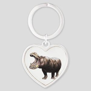 Hippopotamus Keychains