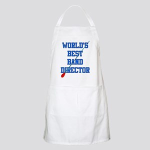 World's Best Band Director BBQ Apron
