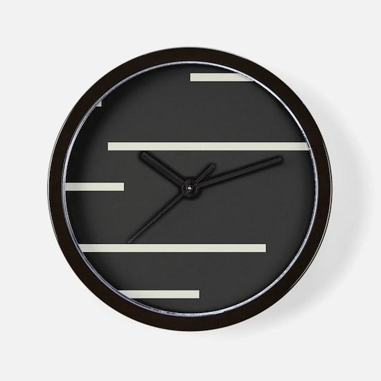 Cool Boys room Wall Clock