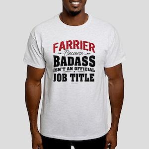 Badass Farrier T-Shirt