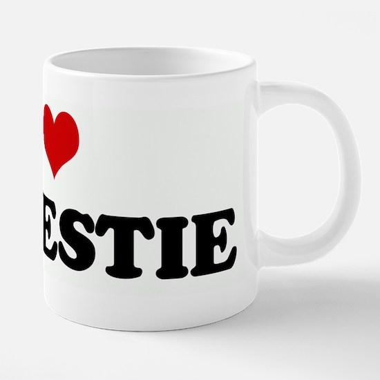 I Love MY BESTIE Mugs