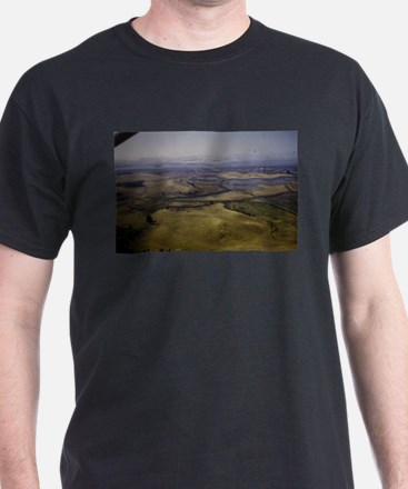 a view from a plane T-Shirt