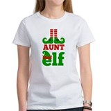 Christmas aunt Women's T-Shirt