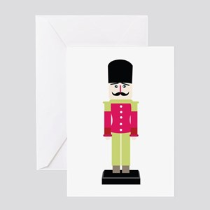 Nutcracker Greeting Cards