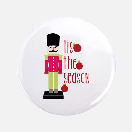 Tis The Season Button