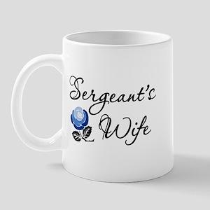 Sergeant's Wife Mug