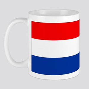 Dutch (Netherlands) Flag Mug