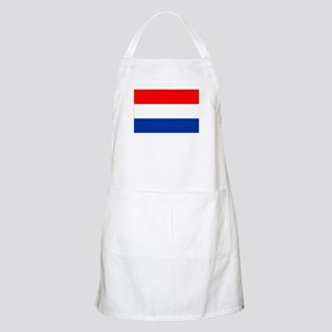 Dutch (Netherlands) Flag BBQ Apron