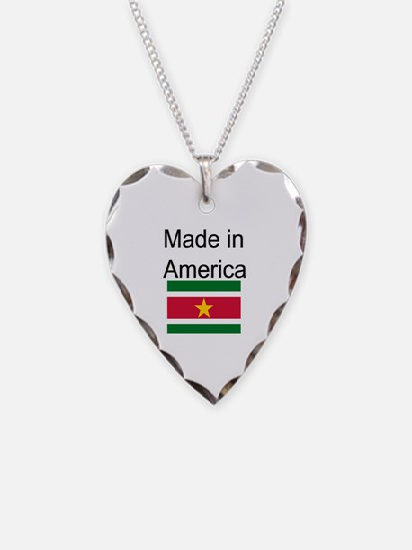 Unique Suriname Necklace