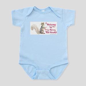 Squirrel Nut House Infant Bodysuit