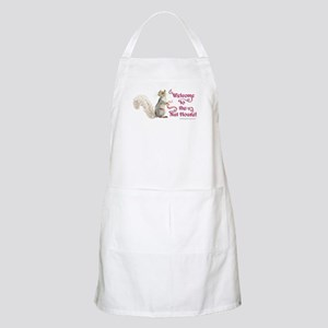Squirrel Nut House Apron