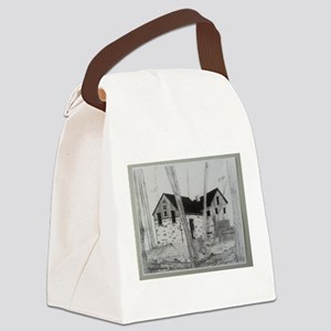 PEACE IN THE VALLEY SERIES Canvas Lunch Bag