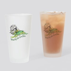 Carmel Sea Otter Drinking Glass