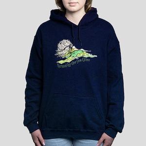 Carmel Sea Otter Women's Hooded Sweatshirt