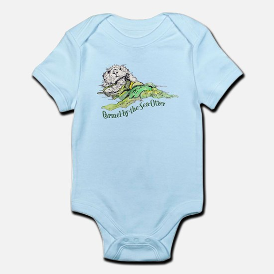 Carmel Sea Otter Infant Bodysuit