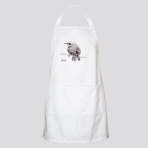 Little Brown Wren Apron