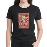 Introverts unite Women's Dark T-Shirt
