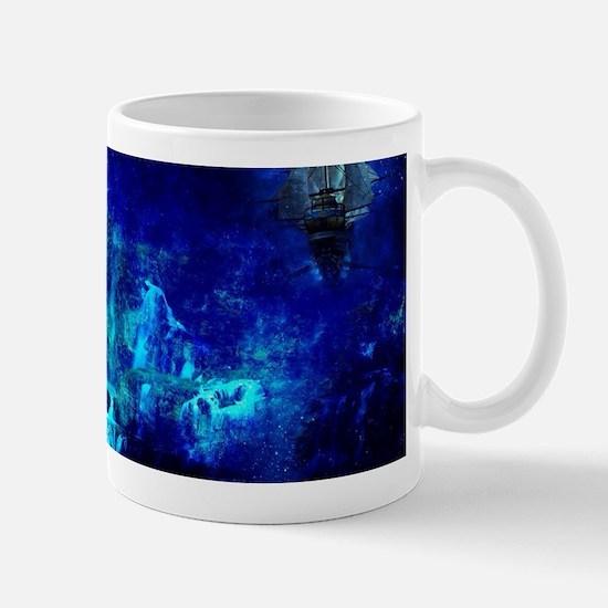 Journey to Neverland Mugs