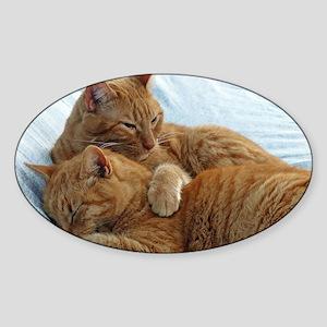 Brotherly Love Sticker