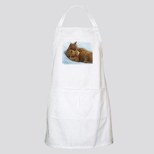 Brotherly Love Apron