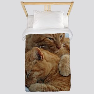Brotherly Love Twin Duvet
