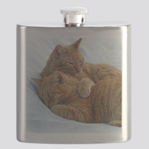 Brotherly Love Flask