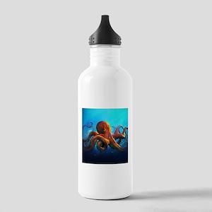 Octopus Sports Water Bottle