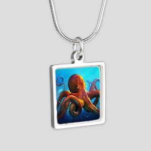 Octopus Necklaces