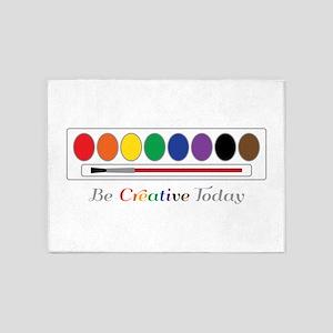 Be Creative 5'x7'Area Rug