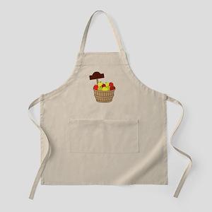 Basket Of Apples Apron