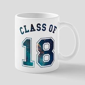 Class of 18 Space Mugs