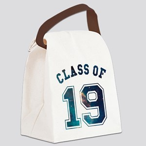 Class of 19 Space Canvas Lunch Bag